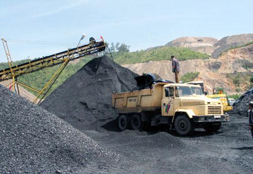 Chế biến, vận chuyển than tại XN than Cẩm Thành - Công ty than Hạ Long