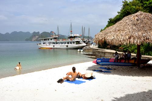 Bãi biển Soi Sim