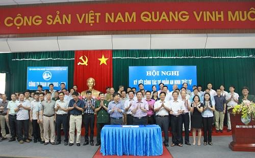 Than Hạ Long tổ chức HN ký cam kết công tác tự quản ANTT