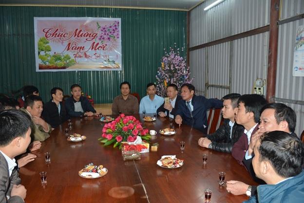 Than Hạ Long tổ chức khai xuân Mậu Tuất 2018